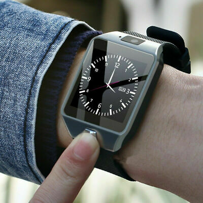 $ CDN24.89 • Buy New Blue-tooth Smart Watch & Phone With Camera For I Phone Samsung LG HTC Huawei