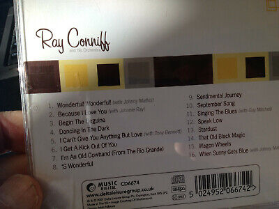 Ray Conniff Orchestra /Johnny Mathis /Johnnie Ray / Tony Bennett • 1.79£