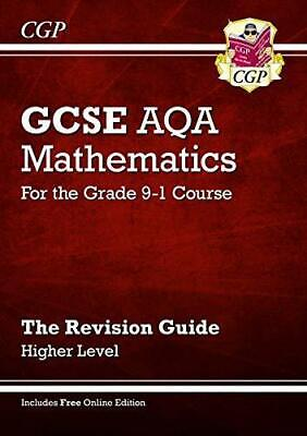 £7.39 • Buy GCSE Maths AQA Revision Guide: Higher - For The By CGP Books New Paperback Book