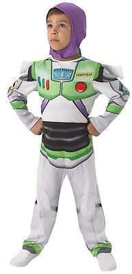 £31.52 • Buy Boys Kids Buzz Lightyear Toy Story Official Disney Cosplay Costume Outfit 2-8