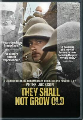 $10.43 • Buy They Shall Not Grow Old (DVD,2018) (ward744528d)