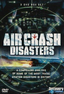 Mayday - Mayday - Air Crash Disasters [DVD] - DVD  4UVG The Cheap Fast Free Post • 27.01£