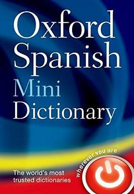 £7.40 • Buy Oxford Spanish Mini Dictionary By Oxford Dictionaries Paperback NEW Book