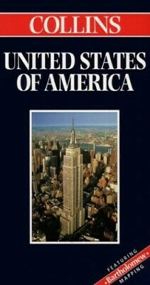 United States Of America (World Travel Map) (Collins Wor... By Collins Sheet Map • 3.99£