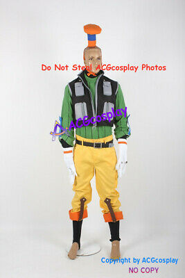 £121 • Buy Kingdom Hearts Goofy Cosplay Costume Include Boots Covers Acgcosplay