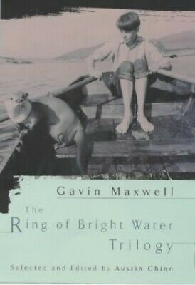 £6 • Buy The Ring Of Bright Water Trilogy: Ring Of Bright W... By Maxwell, Gavin Hardback