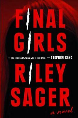 $15.54 • Buy Final Girls By Riley Sager (English) Paperback Book Free Shipping!