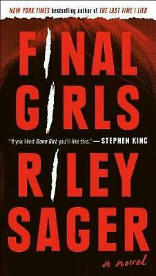 $10.85 • Buy Final Girls: A Novel By Riley Sager (English) Mass Market Paperback Book Free Sh