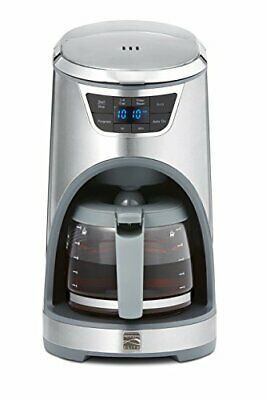 View Details Kenmore 76772 Coffee Maker Drip 12cup Ss • 92.20£