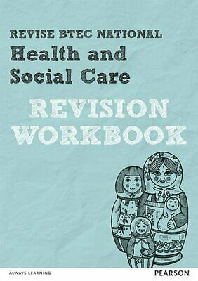 £3.59 • Buy Revise BTEC National Health And Social Care Revision Wor... By Baker, Mrs Brenda