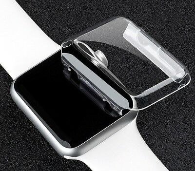 $ CDN10.89 • Buy Coque Housse Protection Apple Watch Series 4 - 44mm Case Cover Transparent