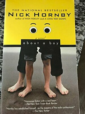 About A Boy Book The Cheap Fast Free Post • 5.99£