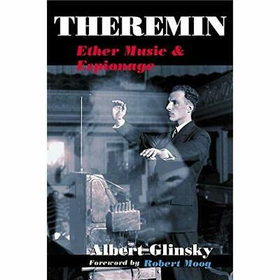AU35.65 • Buy Theremin: Ether Music And Espionage (Music In American  - Paperback NEW Moog, Ro