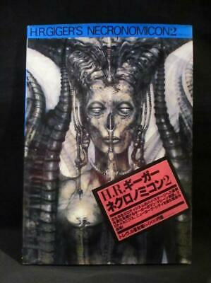 £141.60 • Buy H.R. Giger - Necronomicon Ⅱ First Edition 1987