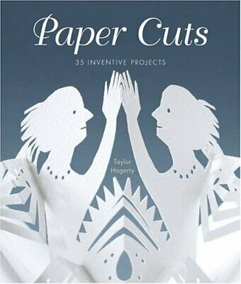 £5.49 • Buy Paper Cuts By Taylor Hagerty Paperback Book The Cheap Fast Free Post