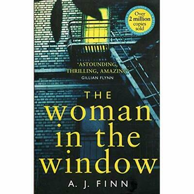 AU34.91 • Buy The Woman In The Window: The Top Ten Sunday Times Bests - Paperback / Softback N