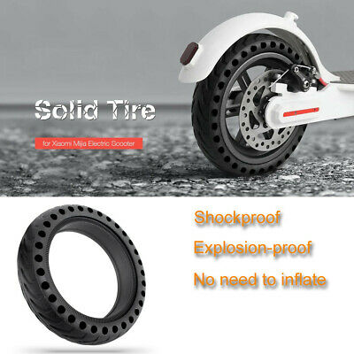 $16.99 • Buy For Xiaomi Mijia M365 Electric Scooter Solid Tires Wheel Explosion-proof Tire Us
