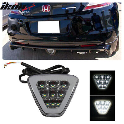 $34.99 • Buy Universal Triangle Smoke LED Rear Tail 3RD Brake Lights Lamp