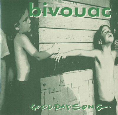 Good Day Song - Lime Green Vinyl Bivouac 7  Vinyl Single Record UK ELM10S • 9.94£