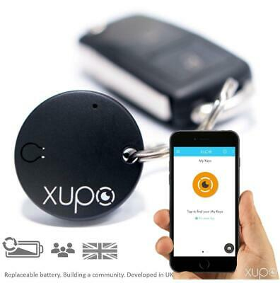 Xupo Key Finder And Item Locator Beacon, British Design Smart Tracker Tag  • 5.99£
