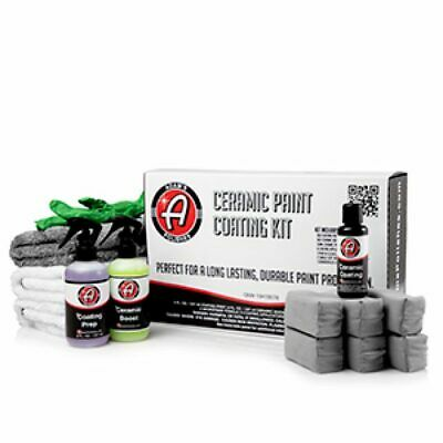 $160 • Buy Adam's Polishes Ceramic Paint Coating Kit 19418578 Adam's Polishes Made In USA
