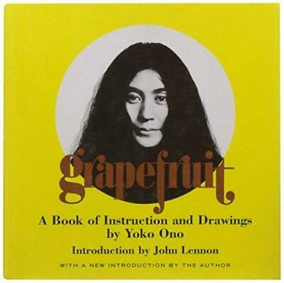 Grapefruit By Yoko Ono Hardback NEW Book • 16.46£
