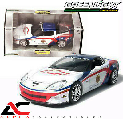 $18.99 • Buy Greenlight 11203 1:24 2006 Chevrolet Corvette Indy 500 Pace Car