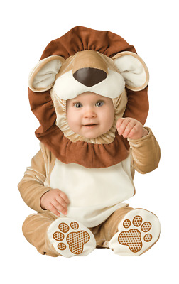 £26.99 • Buy Baby Lion Costume Age 0 - 24 Months Toddler Lovable Lion Cute Animal Fancy Dress