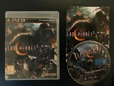 AU14.95 • Buy LOST PLANET 2 - PLAYSTATION 3 PS3 - PAL Complete With Manual Action Adventure
