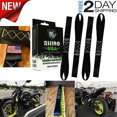 motorcycle tie down straps