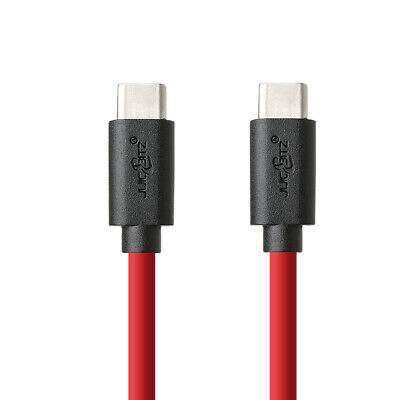 20AWG USB-C Type C To USB C Cable 5V 3A Charging Fast Charger USB 2.0 Data Lead • 5.95£