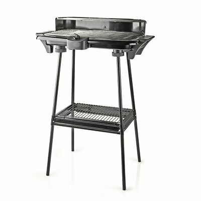 $ CDN67.09 • Buy Electric Grill BBQ Outdoor Garden Patio 2200W Grill Thermostat Free Stand Black