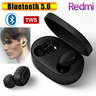 $13.59 • Buy For Xiaomi Redmi Airdots Headset Bluetooth 5.0 Earphone Headphone Stereo Earbuds