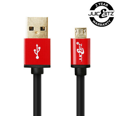 $ CDN7.99 • Buy For Samsung Galaxy S7 S6 Edge USB Charging Cable Fast Micro B Charger Sync Lead