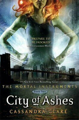£7.49 • Buy City Of Ashes: Mortal Instruments 02 By Clare, Cassandra Book The Cheap Fast