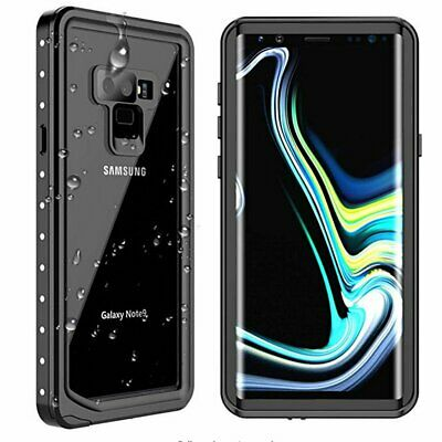 AU29.85 • Buy Waterproof Heavy Duty Drop Proof Case Cover For Samsung Galaxy S10 S9 S8 Note 9