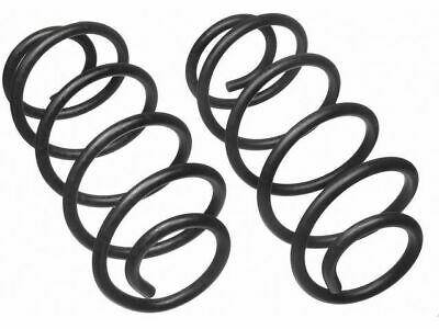 $87.95 • Buy For 2005-2010 Ford Mustang Coil Spring Set Rear Moog 11163XZ 2007 2008 2006 2009