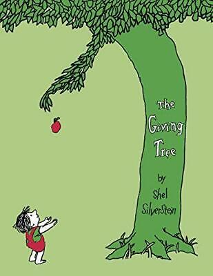 The Giving Tree By Shel Silverstein Hardback NEW Book • 12.48£