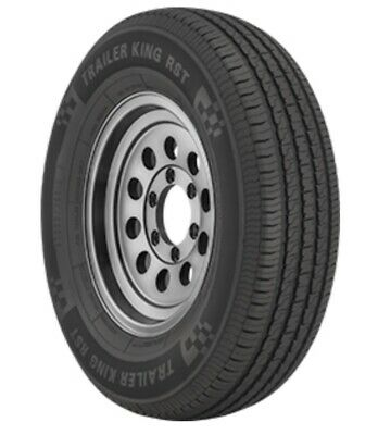 $78.77 • Buy ST225/75R15 E 117/112M 10-Ply Trailer King RST Tire (Tire Only)
