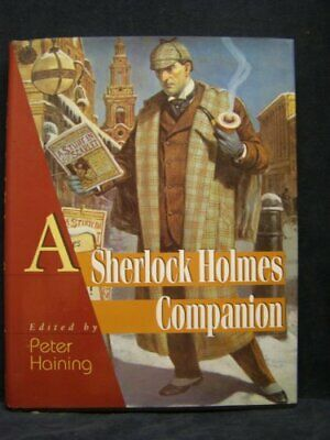 Sherlock Holmes Companion By Peter Haining Book The Cheap Fast Free Post • 36.99£