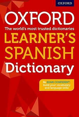 £8.49 • Buy Oxford Learner's Spanish Dictionary By Unknown Book The Cheap Fast Free Post