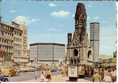 GERMANY: Berlin - Posted 1965 • 2.75£