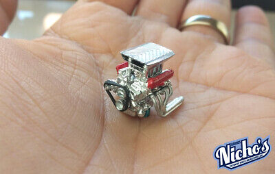 AU10 • Buy HOT WHEELS / MATCHBOX ENGINES - FORD 427 Modified - Modification Parts