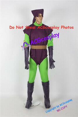 £80 • Buy Green Goblin Cosplay Costume Marvel Spiderman Cosplay Incl Boot Cover Acgcosplay