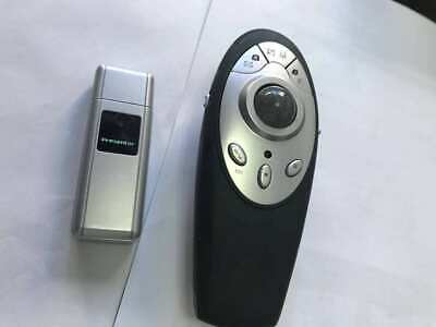 Wireless Presenter With Laser Pointer Perfect For Powerpoint • 29.95£