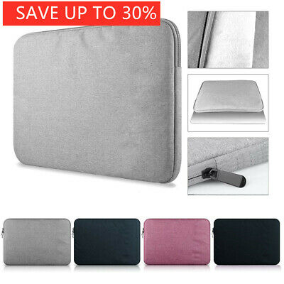 AU14.38 • Buy Laptop Bag Sleeve Notebook Case Cover MacBook HP Dell Lenovo 13.3 15.6 Inch