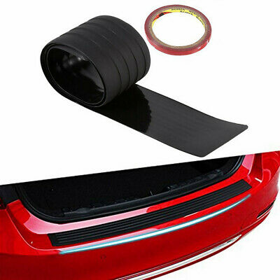 $22.69 • Buy Parts Accessories Rear Bumper Protector Guard Trim Cover Stickers For Car Auto