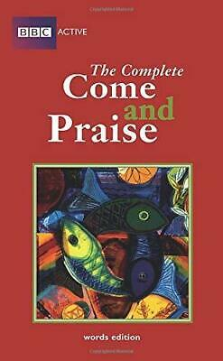 COME & PRAISE THE COMPLETE - WORDS By Geoffrey Marshall-Taylor And Douglas Coomb • 6.40£