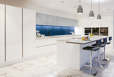 £19 • Buy SAMPLES GLOSS BUDGET REPLACEMENT KITCHEN DOORS - Available In 6 Colours - Cheap!