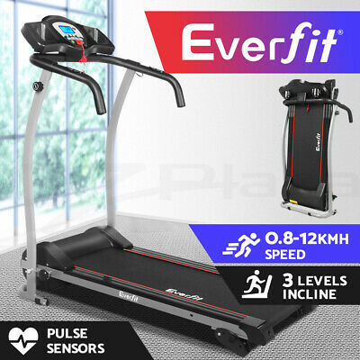 AU289.90 • Buy Everfit Electric Treadmill Home Gym Exercise Machine Fitness Equipment Physical